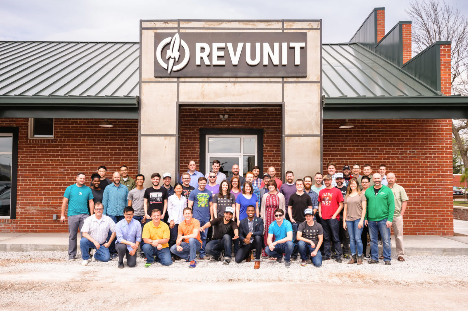RevUnit Company photo in Bentonville AR during All Hands 2017
