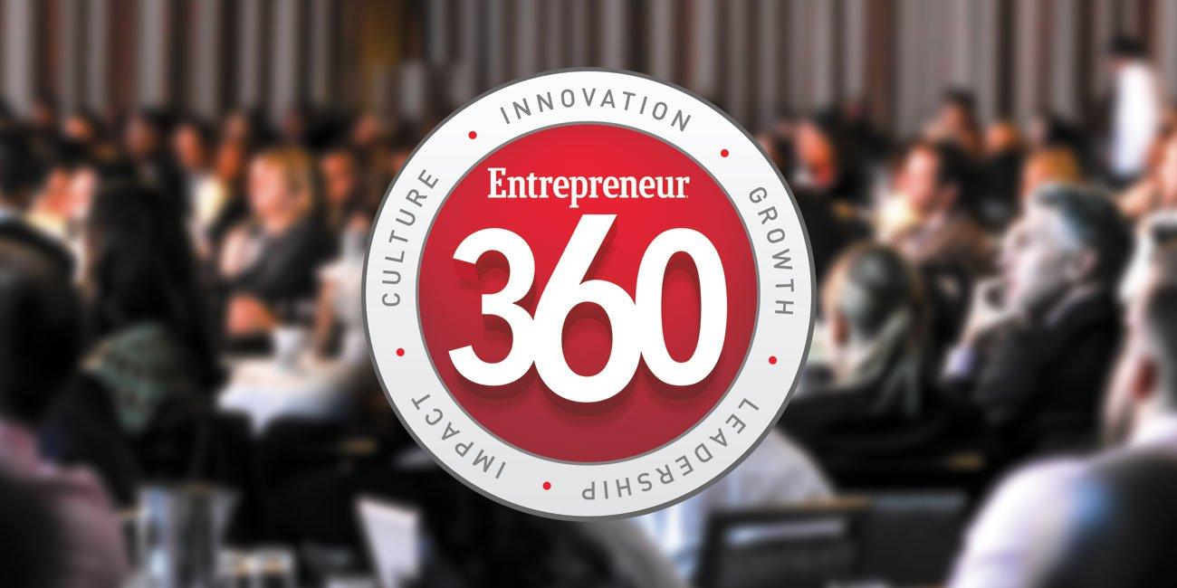 The Entrepreneur 360 Award